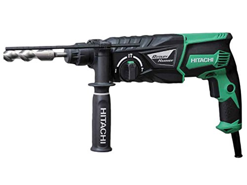 Hitachi DH26PX Perforateur burineur SDS plus 830 W 3,2 J + Mandrin