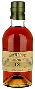 Aberlour 18 year old Single Highland Malt 700ml by Aberlour