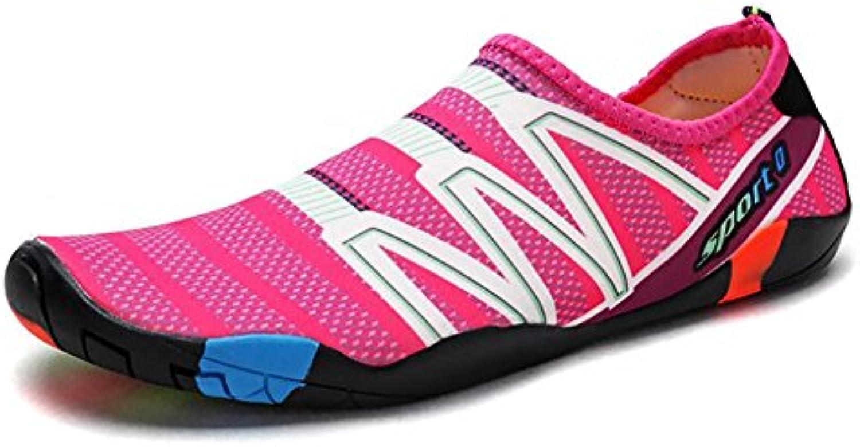 CAI Mens Womens Barefoot Aqua Wasser Schuhe Herren Damen Quick Dry Unisex Sport Leichte Schwimmen Schuhe Liebhaber