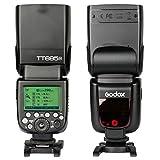 Godox Thinklite TT685 TTL Flash for Nikon Cameras (Black)