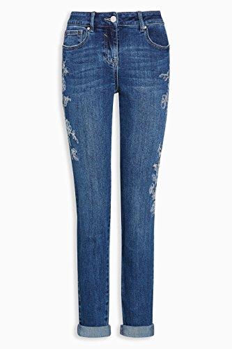 next Donna Jeans Skinny Comodi - Petite Blu