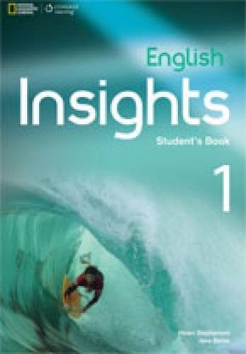 English Insights 1: Student Book by Jane Bailey (2012-09-26)