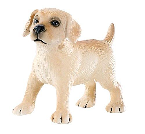 Preisvergleich Produktbild Bullyland 65432 - Spielfigur - Labradorwelpe Lucky, circa 5.5 cm