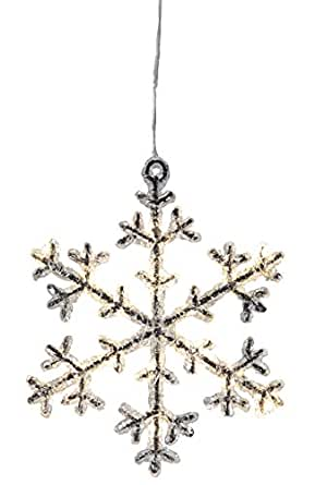 Star Trading ICY Suitable for indoor use 16lamp(s) LED Transparent - decoration lighting (16 lamp(s), LED, White, 0.96 W, Transparent, IP20)