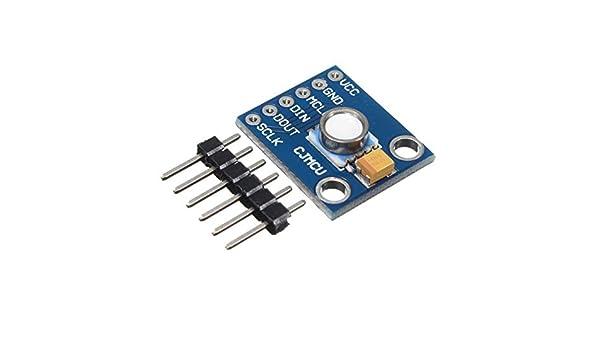 Digital Capteur de pression MS554 Imperméable MS5540-CM Module 100 m Profondeur de l/'eau