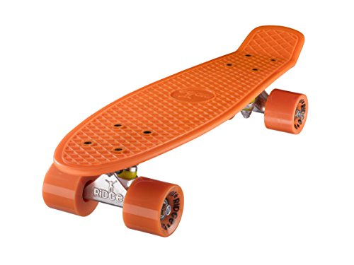 Ridge Mini Cruiser Skate 55cm 22' Skateboard Monopatin Skateboards Complet