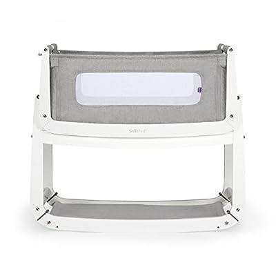 Snuz Pod 3 - Juego de cama y colchón, color gris oscuro
