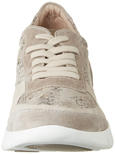 Be Natural Damen 23717 Sneakers Beige (TAUPE 341)