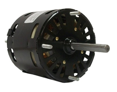 Fasco D1101 3.3-Inch Diameter Shaded Pole Motor, 1/20 HP, 115 Volts, 1500 RPM, 1 Speed, 1.9 Amps, CCW Rotation, Sleeve Bearing by Fasco -