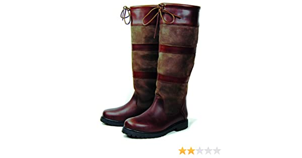8b09c3b3119 orkney leather country boot: Amazon.co.uk: Shoes & Bags