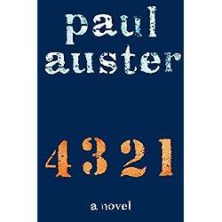 4 3 2 1: A Novel (English Edition)