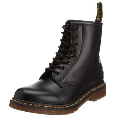 Dr Martens Black 1460 Unisex Lace Up Boot (3 UK)