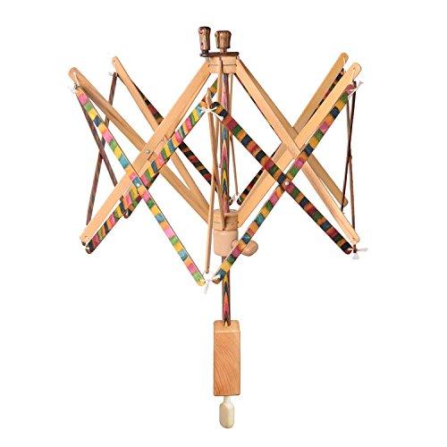 KnitPro Aufziehen und kleckereien Zubehör Signature Swift Knäuel Winder, Mehrfarbig