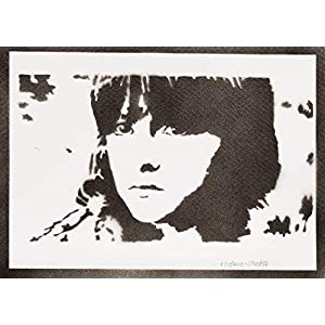 Bran Stark Game Of Thrones Poster Plakat Handmade Graffiti Sreet Art - Artwork