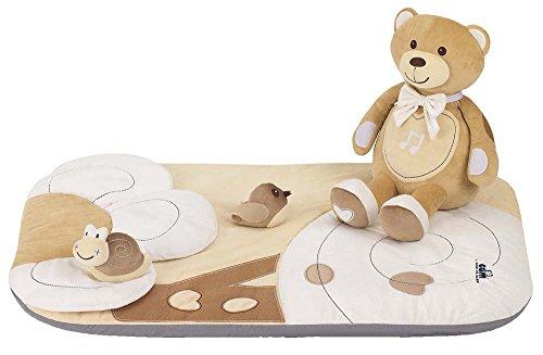 CAM Il mondo del bambino V410/219 Tappeto gioco Happygym, Beige