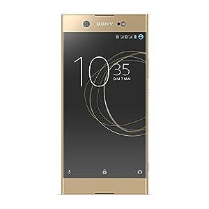 Sony Xperia XA1 Ultra Smartphone débloqué 4G (Ecran: 6pouces - 32 Go - Double Nano-SIM - Android) Or