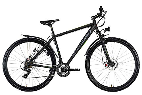 "KS Cycling Mountainbike Hardtail ATB Twentyniner 29"" Heist schwarz RH 51 cm Fahrrad,"