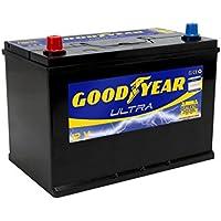 Goodyear godgr600033073Bateria Ultra 12V I Japon, 100Ah 750A + I - ukpricecomparsion.eu