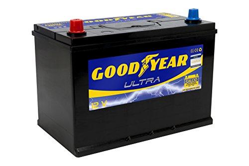 Goodyear GODGR600033073 Bateria Ultra 12V 100Ah +I 750A Japon