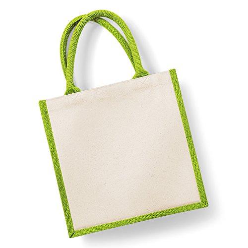 Westford Mill , Damen Tote-Tasche Einheitsgröße Apfelgrün