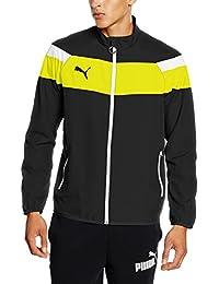 Amazon.es: chaqueta amarilla - Negro / Hombre: Ropa