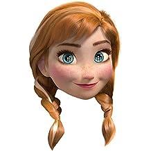 Star Cutouts–stsm167–Máscara para adulto Anna–Frozen