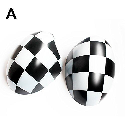 princesa-mk2-mini-cooper-lateral-retrovisor-exterior-electrico-tapa-de-espejo-shell-checker