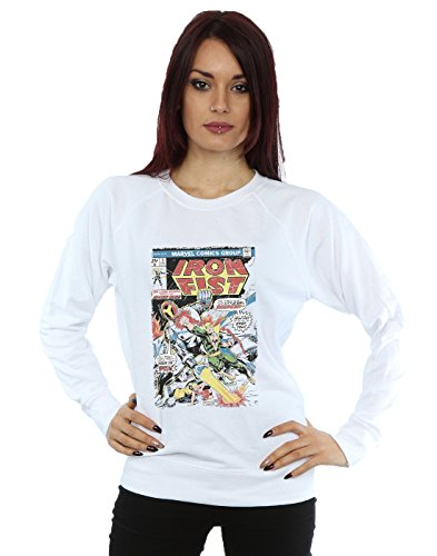 Marvel Women's Iron Fist Ravager Sweatshirt
