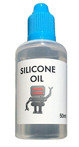 Hagen Automation Silikonöl für 3D-Drucker- und Desktop-Roboterarme, 50 ml
