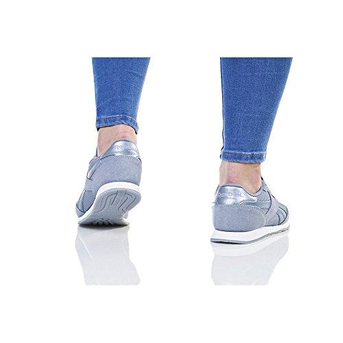 Reebok Damen Royal Ultra SL Sneaker blau