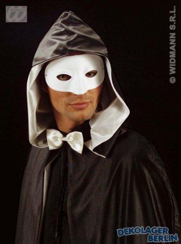 White Masquerade Mask (Maske/Maske)