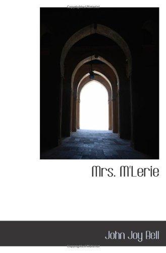 Mrs. M'Lerie