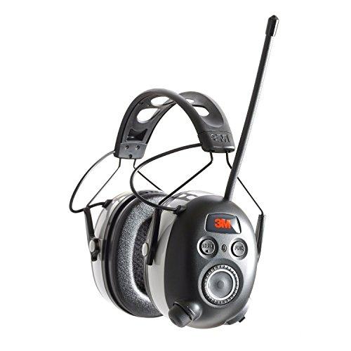 3M BLUETOOTH SNR 24db Digital Radio Gehörschutz Kopfhörer Gehörschützer hearing protector - 4