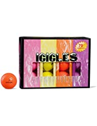 ICICLES Women's V Golf Ball, Multi by Icicles