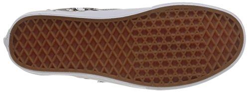 Vans U CLASSIC SLIP-ON DISNEY Sneaker, Unisex Adulto Multicolore (Disney/Mickey Mouse/Frost Gray)