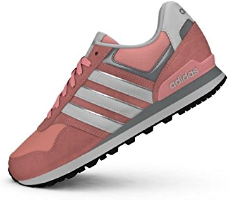 adidas 10K W - Zapatillas deportivas para Mujer, Rosa - (CORNEB/FTWBLA/PLAMAT) 42 2/3