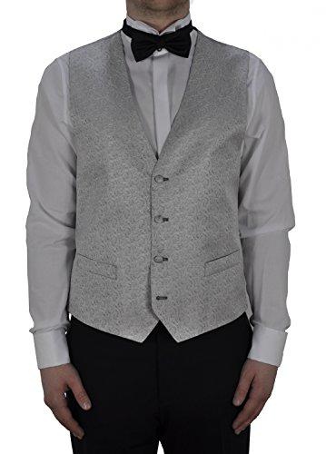 Michaelax-Fashion-Trade - Gilet - Uni - Sans Manche - Homme Silber (13)