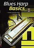 BLUES HARP BASICS - arrangiert für Mundharmonika - mit CD [Noten / Sheetmusic] Komponist: KROPP DIETER