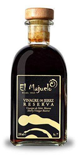 Vinaigre de Xérès Reserva 25cl El Majuelo sélection Zapore Jai
