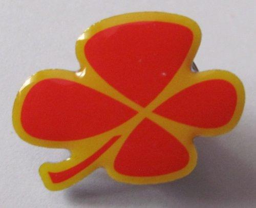 Lotto - Kleeblatt - Pin 15 x 21 (Kostüm Lotto)