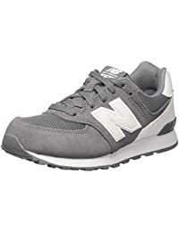 New Balance Unisex-Kinder 574 High Visibility Sneakers