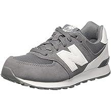New Balance Iv574v1, Zapatillas Unisex Niños, Gris (Grey), 25 EU