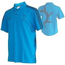 adidas UCL Merc Polo Polo jersey UEFA Champions League Finale 2014Lisboa Azul