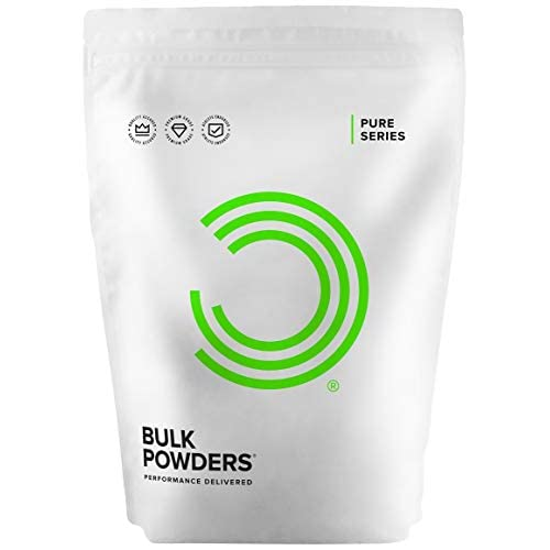 Bulk Pure L-Glutamine Powder, Unflavoured, 500 g, Packaging May Vary