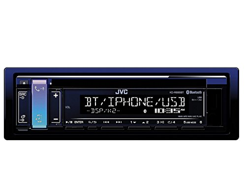 Radio KFZ-kompatibel für CD/AUX/USB/iPod/Bluetooth ()