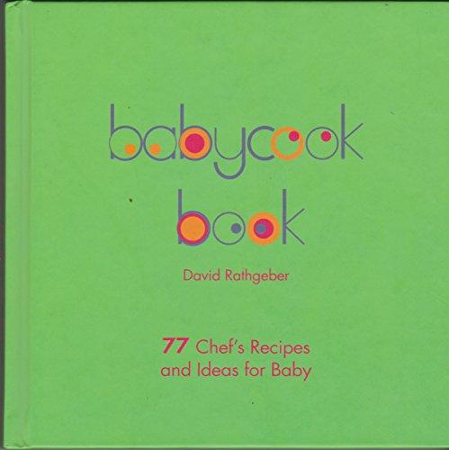 BABY COOK BOOK VERSION ANGLAIS