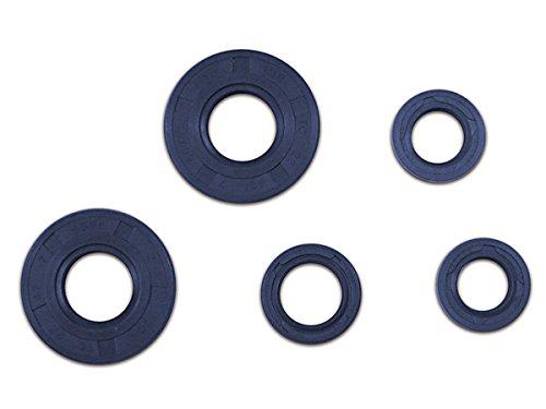 Preisvergleich Produktbild Wellendichtringe im Satz S50,  SR4-2,  SR4-3,  SR4-4 blau (5-teilig für Motor) TCK*