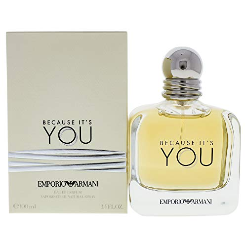 Armani collezioni, Eau de Parfum Because It's You, Emporio Armani, Giorgio Armani, 100 ml