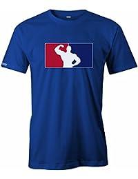 Bodybuilding Logo - Sport - Herren T-Shirt by Jayess