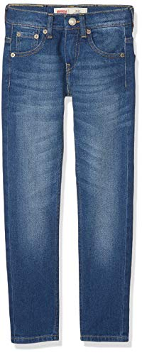 Levi's Kids Jungen Jeans Trousers NM22247, Blau (Indigo 46), 16 Jahre (Herstellergröße: 16A)